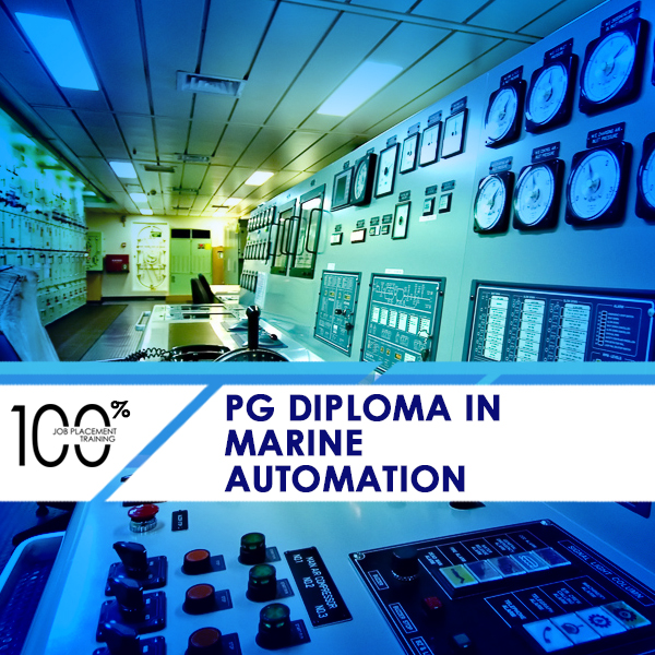 PG Diploma in Marine Automation Registration